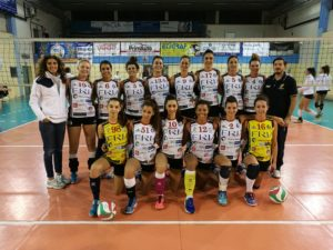 Serie C Foligno Volley